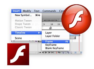 Timeline - Flash
